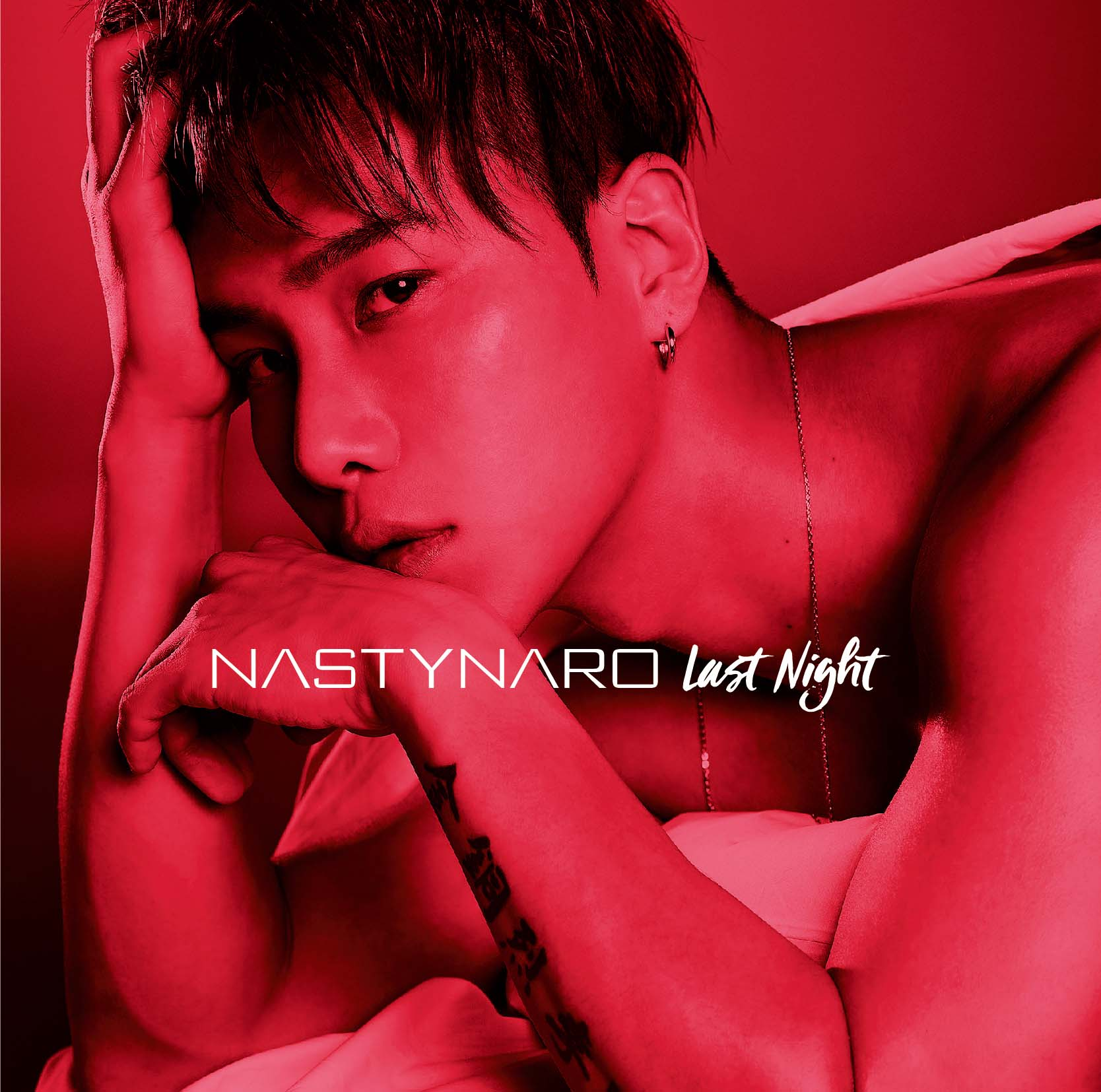 NASTY NARO (from CODE-V) 「Last Night」【通常盤】