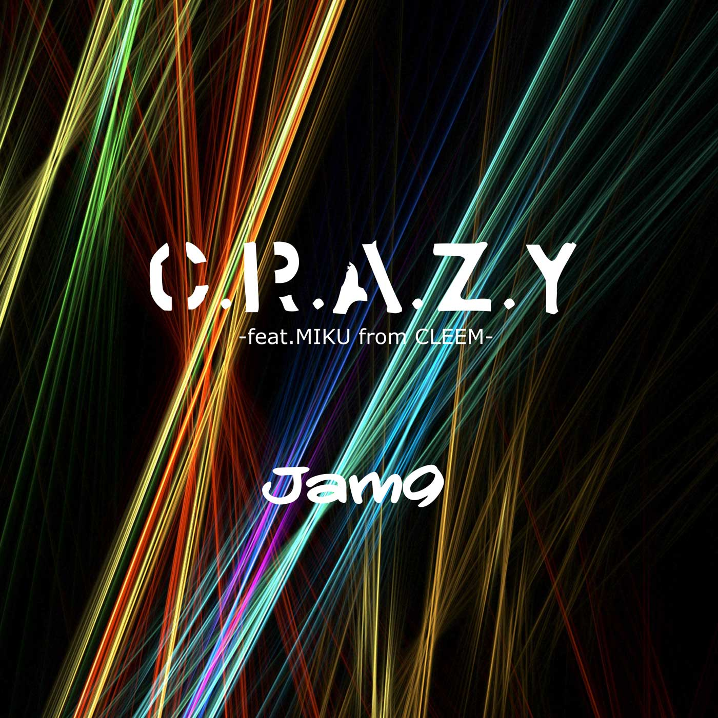 C.R.A.Z.Y-feat.MIKU from CLEEM-