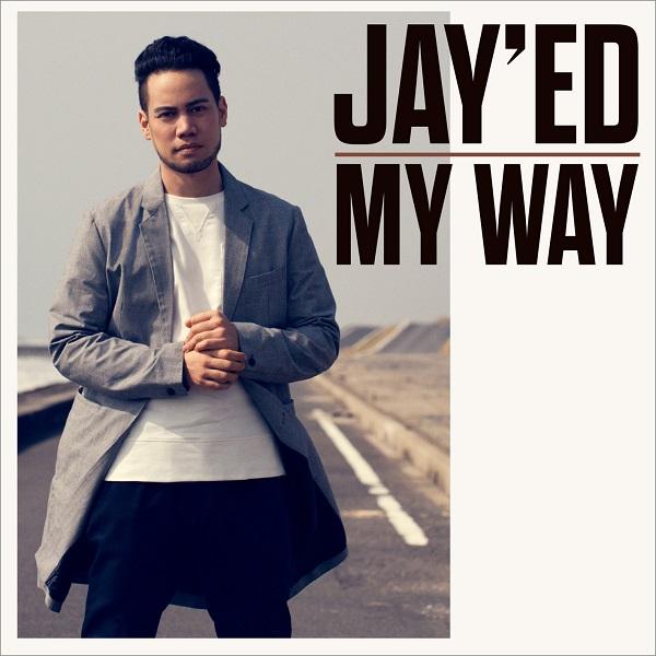 JAY'ED_MY WAY_J写