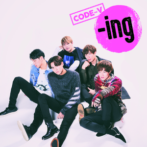CODE-V「-ing」【通常盤】