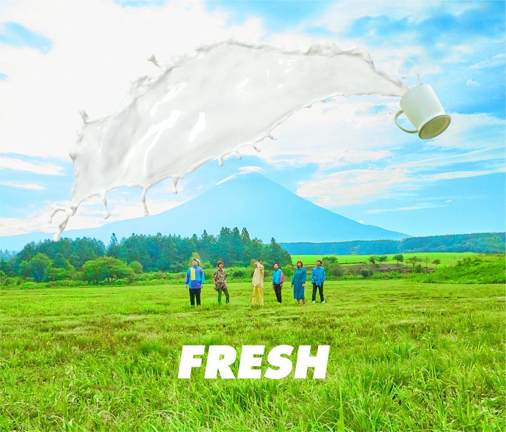 Lucky Kilimanjaro「FRESH」