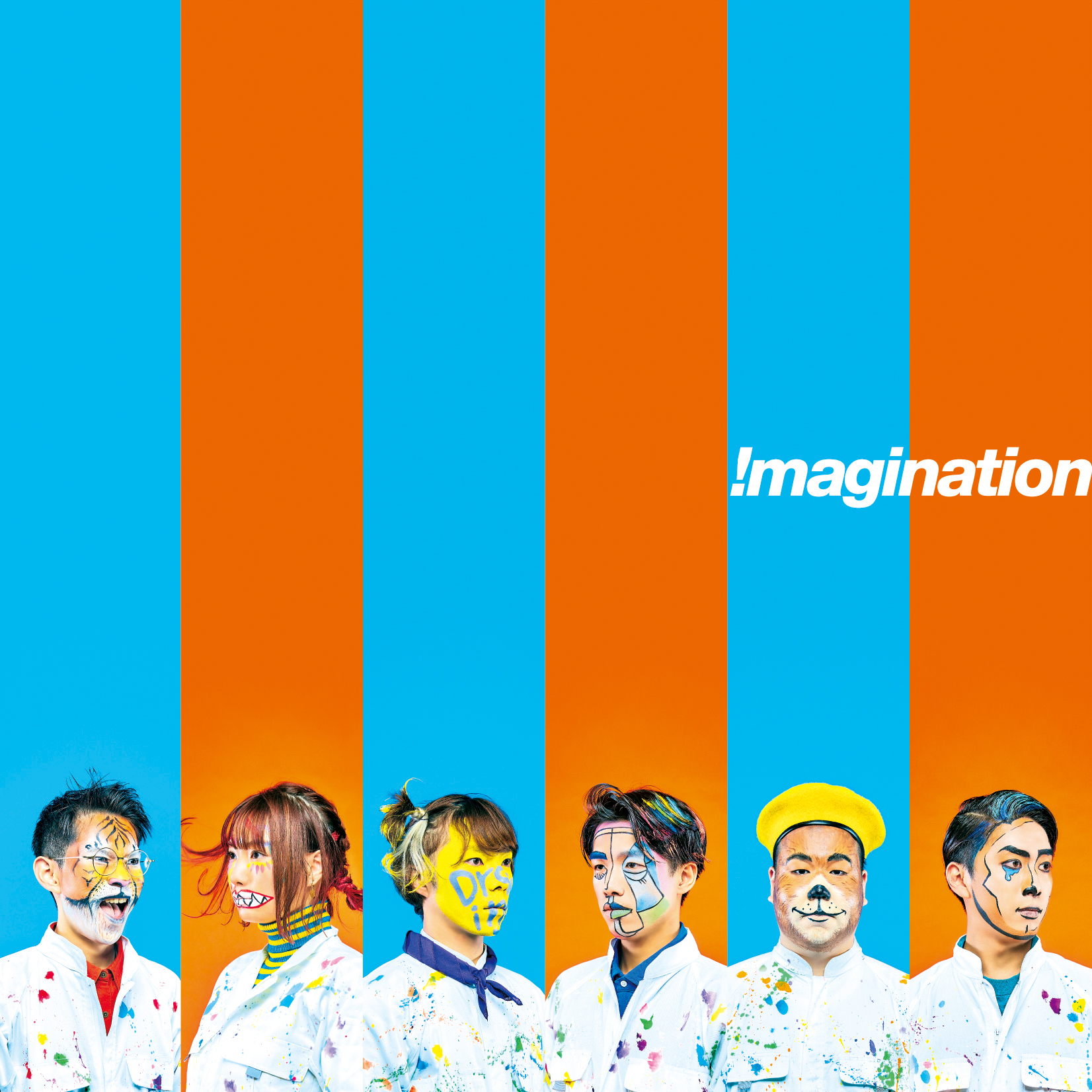 LUCKY KILIMANJARO「!magination」