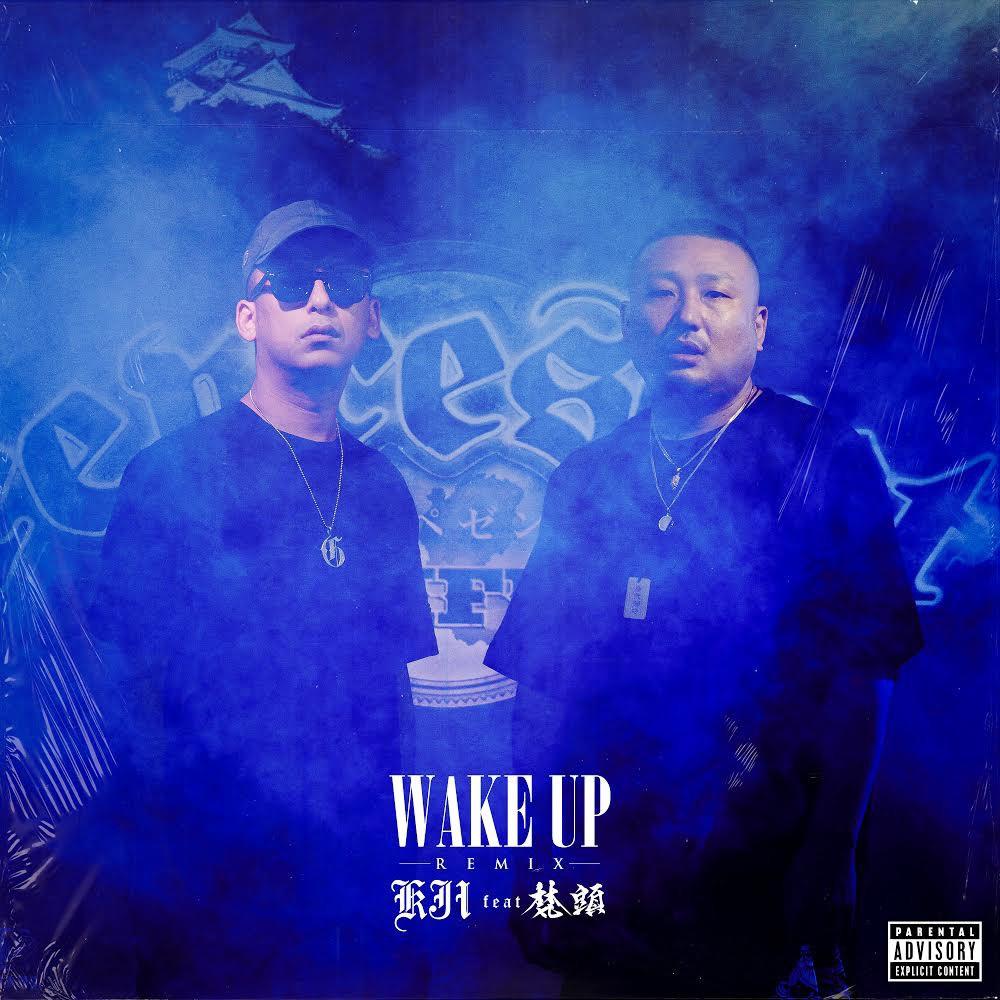 KJI「WAKE UP feat.梵頭」